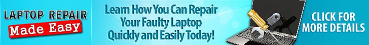 "Laptop Repair Made Easyâ""¢"