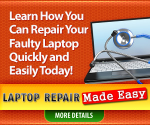 Laptop Repair Made Easy�
